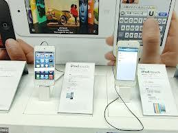 ipod touch買っちゃった♪