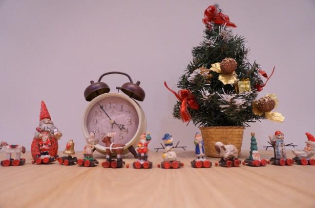 クリスマスなCISTA