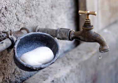 手を洗うとキレイになるのは、なんで?